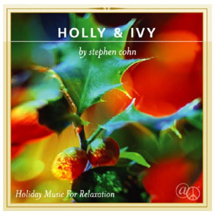 At Peace Media Holly & Ivy - Penetrate your heart and enoke joyful memories of peace and comfort
