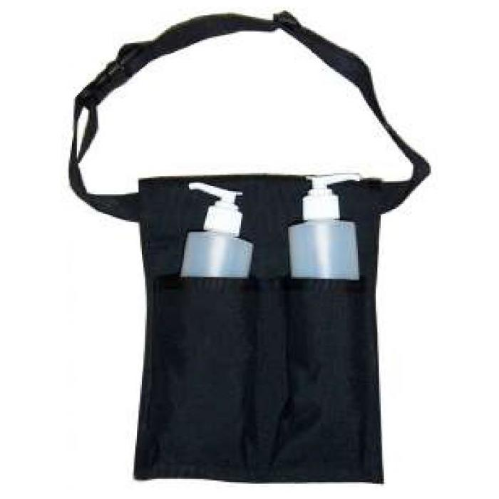 Double Oil Holster - Oil holster with heavy nylon fabric will hold up to years of use!