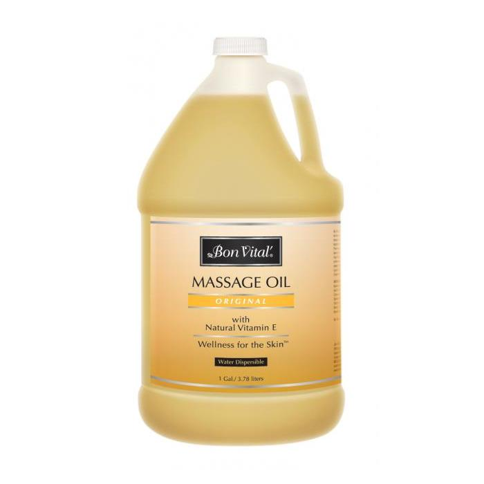 Bon Vital Original Massage Oil 1 Gallon - A high quality product, with economy in mind!