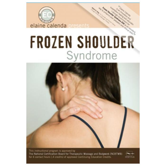 At Peace Media Frozen Shoulder Video - Learn shoulder massage techniques to reduce pain and offer relief.