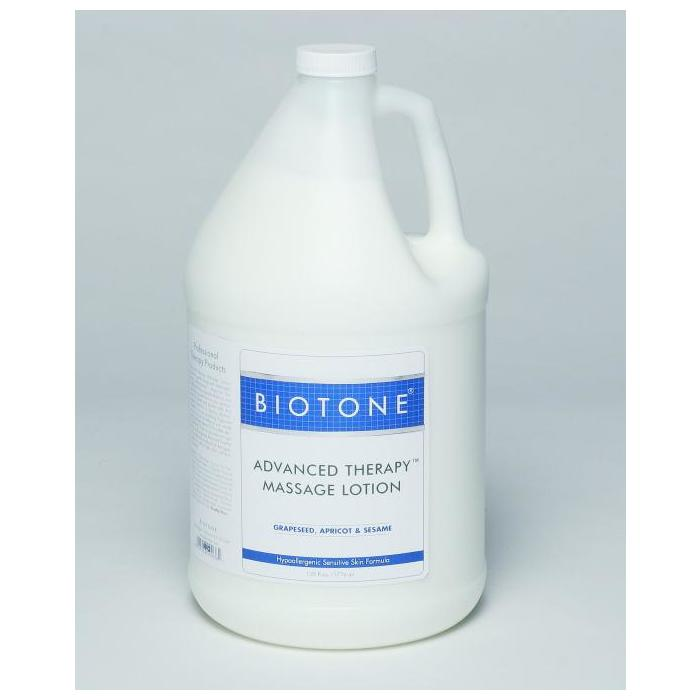 Biotone Advanced Therapy Lotion 1 Gallon - Lasting performance!