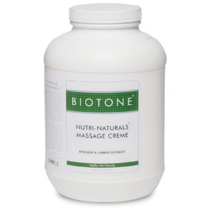 Biotone Nutri-Naturals Massage Creme 1 Gallon - Perfect natural massage creme for full body massaage!